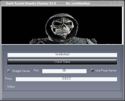 Tunnel Deactiv Checker V1.0