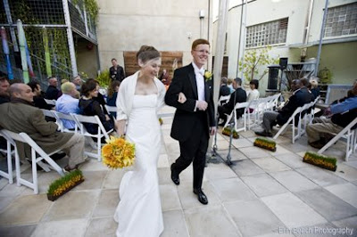 zen wedding