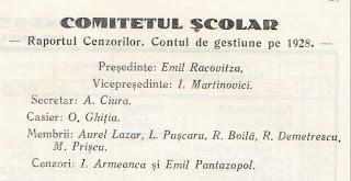 Comitetul şcolar