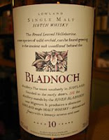 bladnoch flora and fauna 10 years old