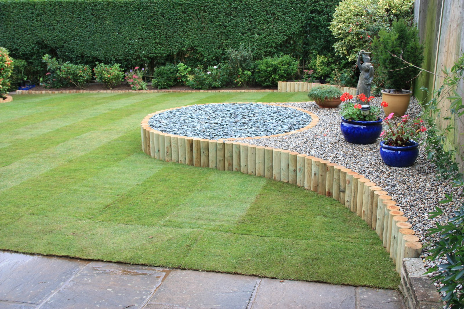 Thomas Houghton Gardens Landscaping In West Sussex Simple Design