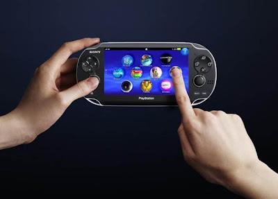NGP Nueva consola portátil de Sony (PSP2)