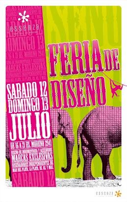 4º Feria de Diseño / JULIO