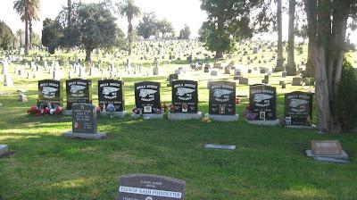 Cemetery Explorers: Hells Angels Motorcycle Club Oakland, CA