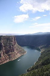Flaming Gorge..