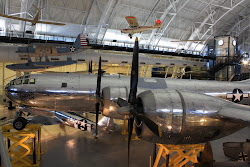Enola Gay B-29 Bomber