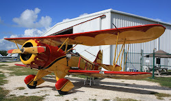 WACO Biplane