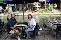Don &amp; Sandi in San Antonio