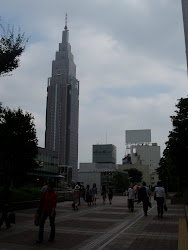 Shinjuku, Near Takashimaya