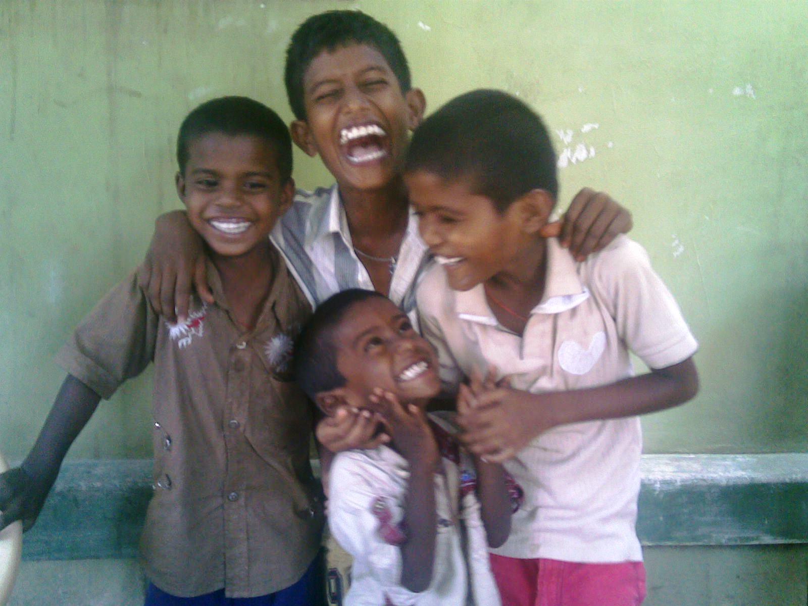 happy indians chieldsHappy Indians