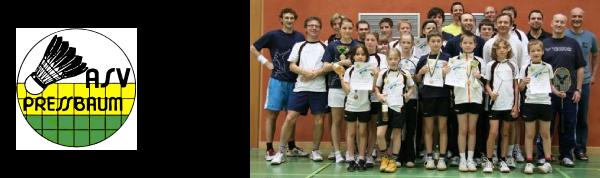 Pressbaum Badminton, Jugendsport