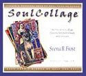 SoulCollage Book by Seena B Frost.