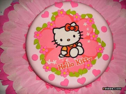 Todo para fiestas infantiles: Adornos para la torta