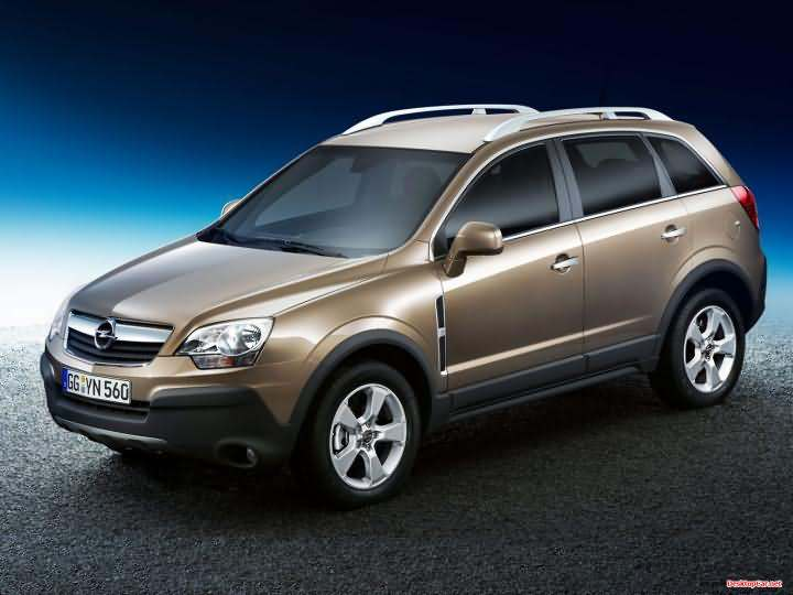 Opel Antara | Most amazing pics videos news and information