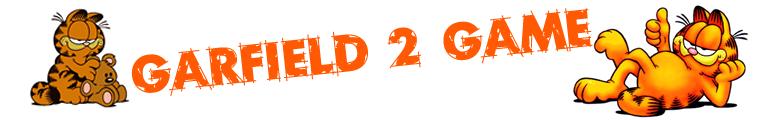 Garfield 2 Game - Garfield játékok