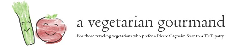 The Vegetarian Gourmand