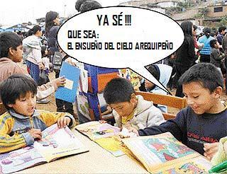 ORCOPAMPA ENSUEÑO DEL CIELO AREQUIPEÑO