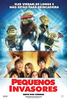Pequenos Invasores  Download Filme