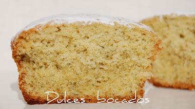 Muffins con pipas de calabaza