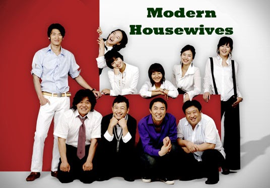 Modern housewives asian drama queen for Modern housewife