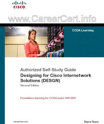 CBT NUGGETS Cisco CCDA Exam-Pack 640-863 Design Update (1 cd)