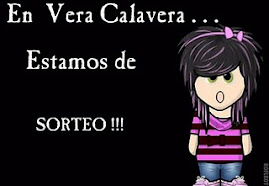 Sorteitooooo en Vera Calavera