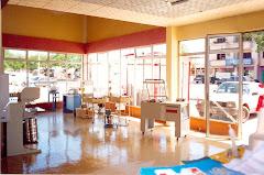 Oficinas del SALON EMPRENDEDOR Venta de Pequeñas Industrias c/ el Soporte Técnico ya Incluido