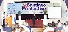 """SALON EMPRENDEDOR en """"Santiago Productivo"""" Argentina. Invitado p/el Gobierno Santiago del Estero"""