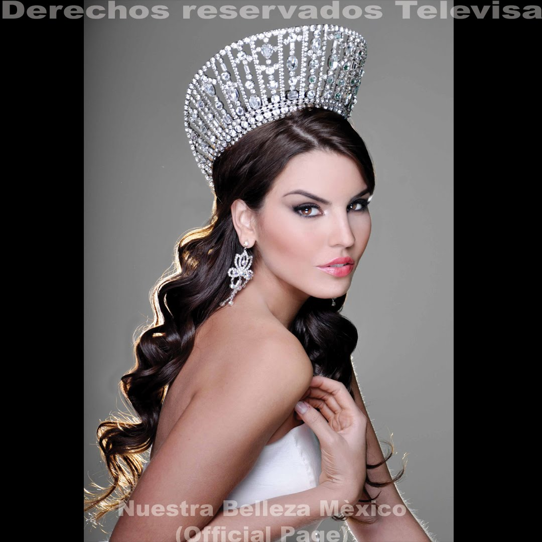 Beauty Contests BLOG: MISS MEXICO UNIVERSE & WORLD 2011 NEW PIC