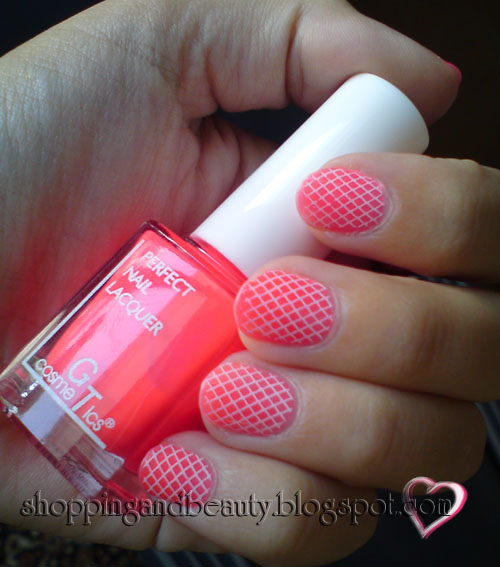 Nail Art Night: Shoppingandbeauty Blog: Party Night & Nail Art