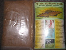 Bokashi Feed - Makanan tambahan ternakan