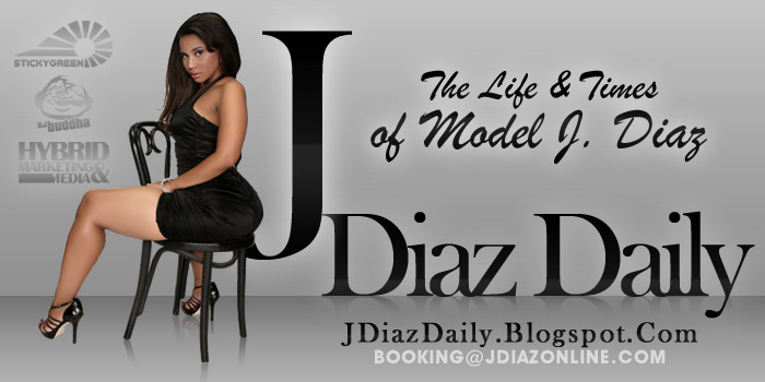 Model J.Diaz Daily