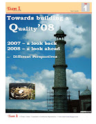 Team 1 News - Issue 486 - Towards Building a Quality '08