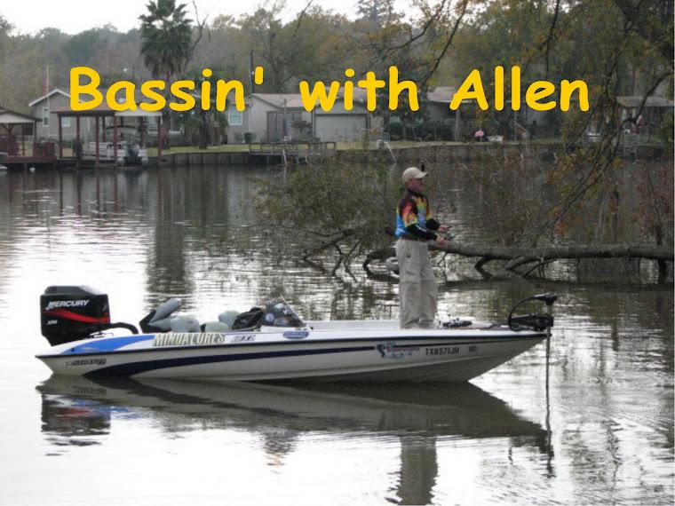 Bassin'  with Allen