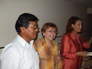 PRESENTACIÓN DE LIBRO DE NORMA FELIZ