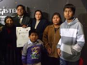 LEONCIO LUQUE Y FAMILIA