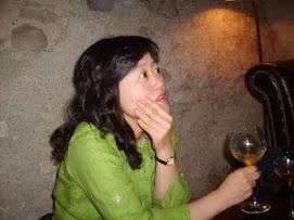 Nansook Park apprécie le vin français