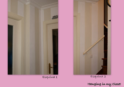 Colgado de mi armario yose delgado hanging in my closet for Color garbanzo pintura