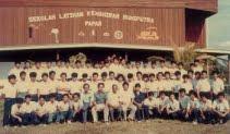 Dewan ILTP-JPSM di Papar tahun 80an