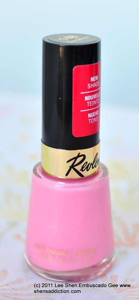 The Uncurated Life Revlons Fire And Ice Nail Polish