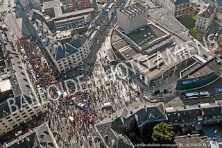 Amiens photos aériennes de Vincent Thellier BALLOIDE PHOTO