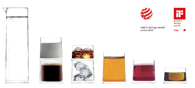 Danish Cca Drinking Glasses