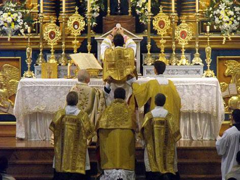 Católico y Gay: Ordo Missæ (Misa tridentina)