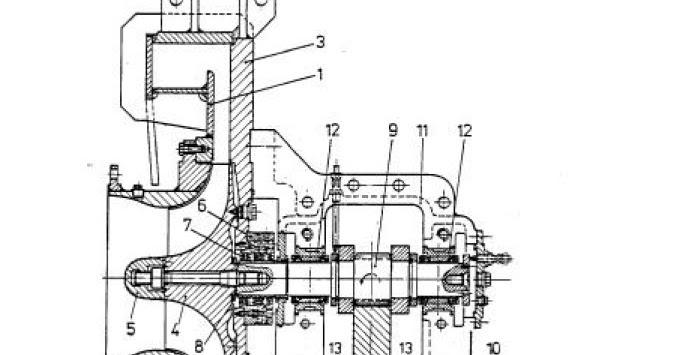 geared centrifugal compressors design operation basics