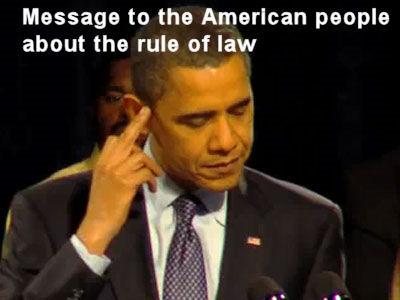 traitor Obama