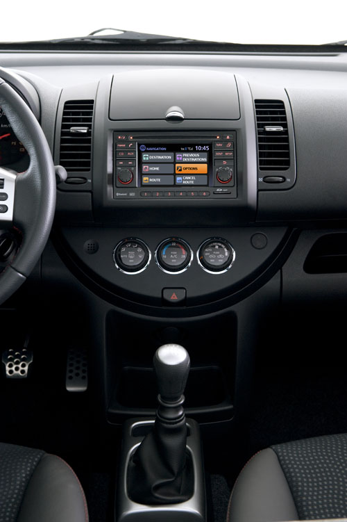 2011 nissan note review photos features specs and prices for Nissan versa note interior dimensions