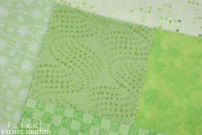 rachel griffith's quilt