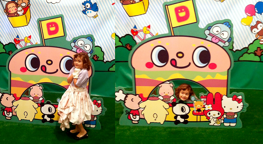 hello kitty parties - birthday party ideas Surroundings: sanrio's 50th