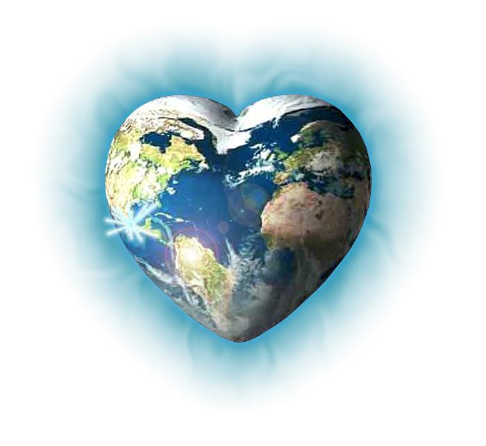 THE EARTH'S HEART