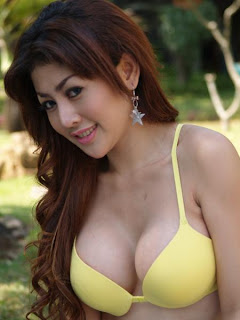 Elsa Krasova - Hot Indonesian Model - 2